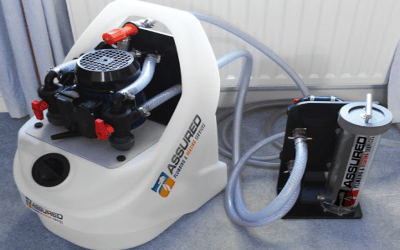 Power Flush unit